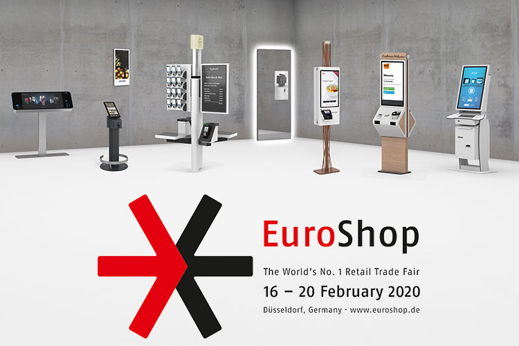 Endless Possibilities For Customized Self Service Kiosks At Euroshop 2020 Pyramid Computer Presents The Perfect Self Service Solutions To Improve The Customer Experience Pyramid Computer Gmbh
