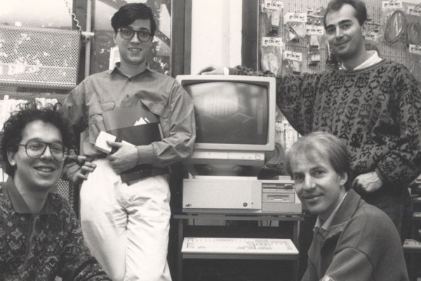 Pyramid: Pioniere bei Kioskterminals, Industrie-PC und -Server