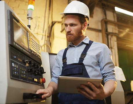 Absicherung-Industrieller-Anlagen