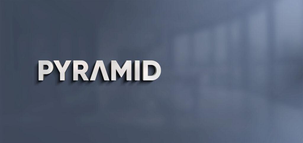 Pyramid Logo im neuen Look