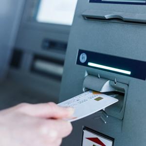 Selfservice-Kioske für das Banking