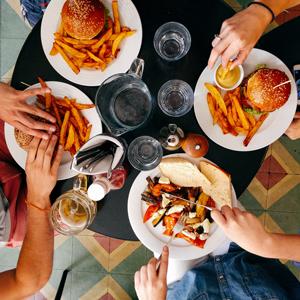 Interaktive Kioskterminals für Quick Service Restaurants