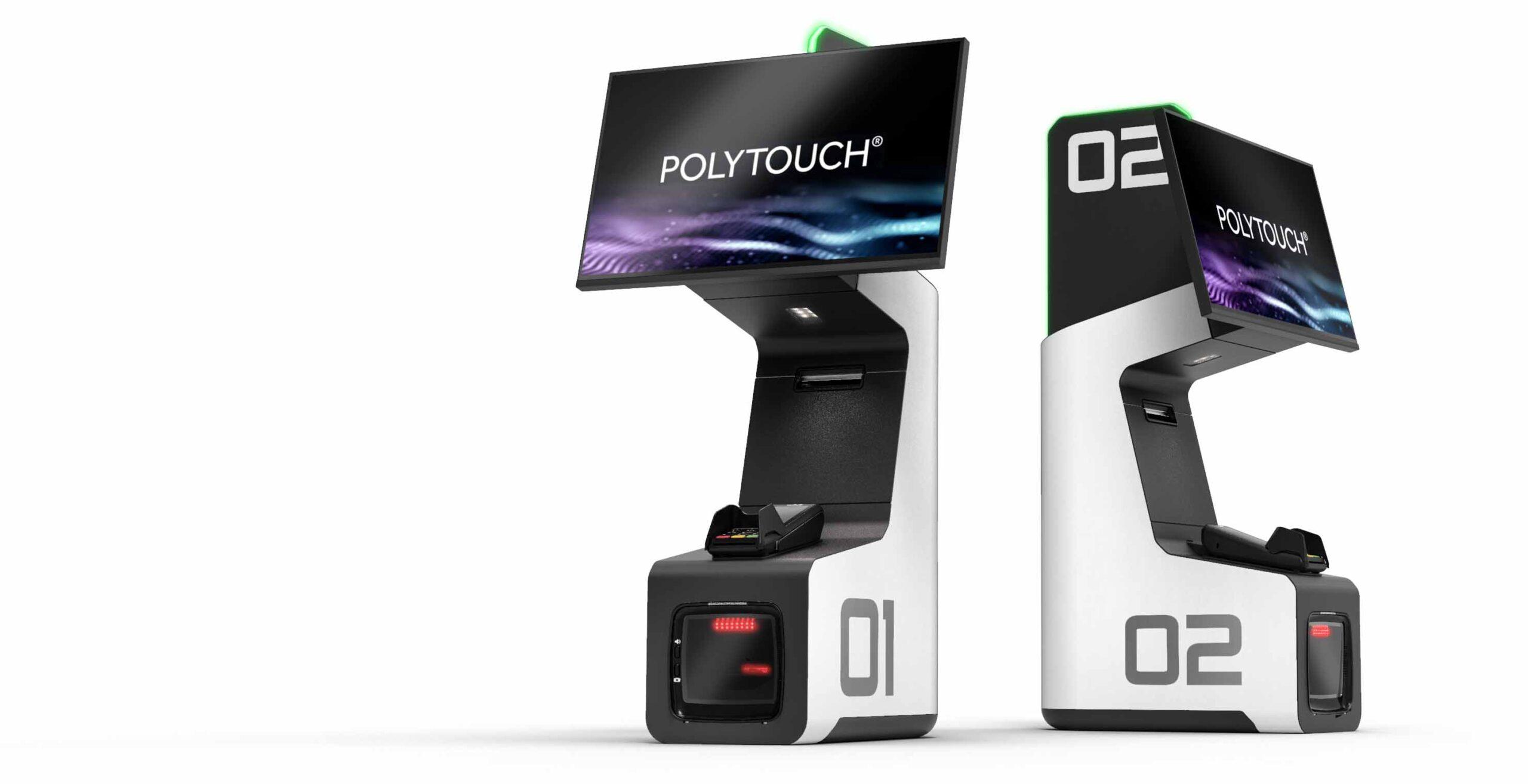 Polytouch® Nano self-checkout launch
